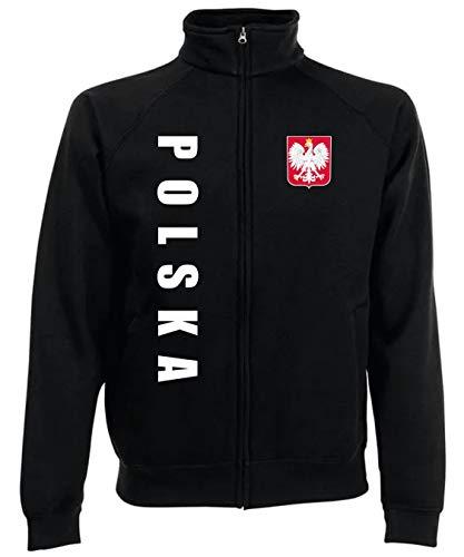Aprom-Sports Polen Jacke Zip Sweater SPA SC (XL)
