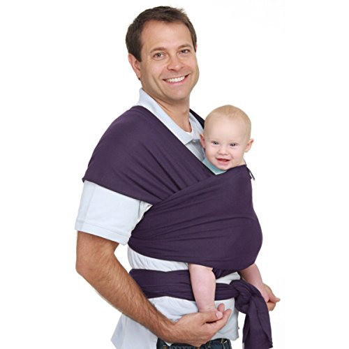 Dazone Adjustable Infant Newborn Baby Sling Carrier