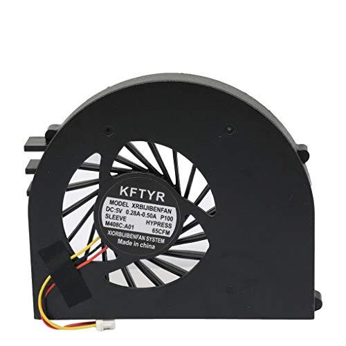 GFCGFGDRG - Ventilador de Repuesto para Ordenador portátil DELL Inspiron 15R N5110