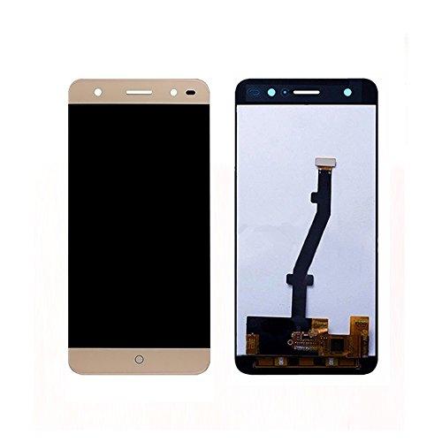 JayTong - visualización LCD y digitalizador de visualización táctil de Repuesto para ZTE Blade V7 Lite BV0720 / V6 Plus Oro