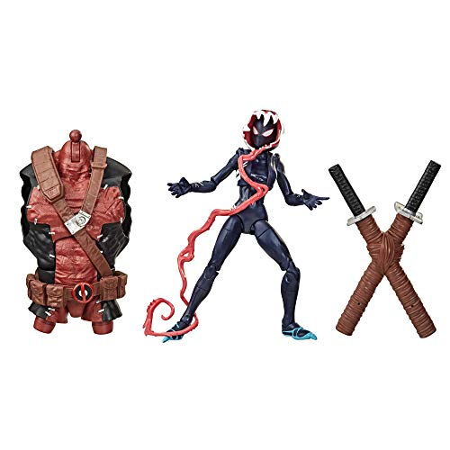 Hasbro Marvel Legends Series Venom 6-inch Collectible Action Figure Toy Ghost-Spider, Premium Design