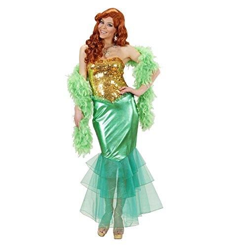 Widmann Señoras Mermaid Costume Grand UK 14 ? 16 pour Les programmes de Bande dessinée et cinéma Robe de Luxe