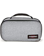 Eastpak Flat Oval L Trousse, 23 cm, Gris (Sunday Grey)