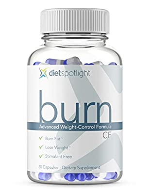 Burn TS Jumpstart Kit - Weight Loss Formula Metabolism & Energy Booster, Appetite Suppressant, Safe & Effective Thermogenic Supplement (1 Month + 3-Day Omega 3)