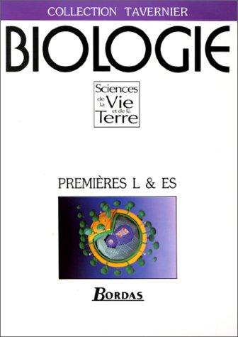 Biologie, premières L et ES (Tavbio)
