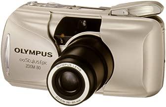 Olympus Stylus Epic Zoom 80 QD CG Date 35mm Camera
