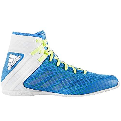adidas adidas Speedtex 16.1 Herren Erwachsene Boxen Turnschuhe Stiefel BLAU - Blau, 12.5 UK