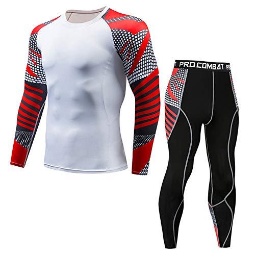 GHQYP Mallas Running Hombre Ropa Deportiva De Baloncesto Y Fitness Ropa Deportiva De Secado Rápido,2,XL