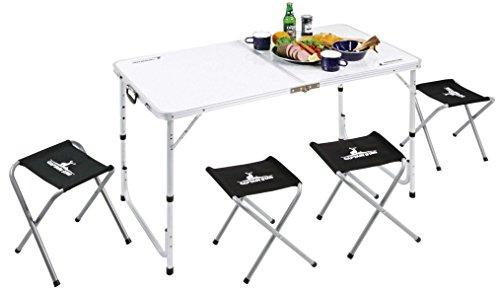 キャプテンスタッグ ラフォーレ テーブル・チェアセット