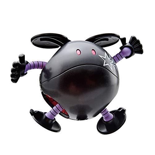 ハロプラ ガンダムビルドダイバーズ ボール 黒い三連ハロ 色分け済みプラモデル