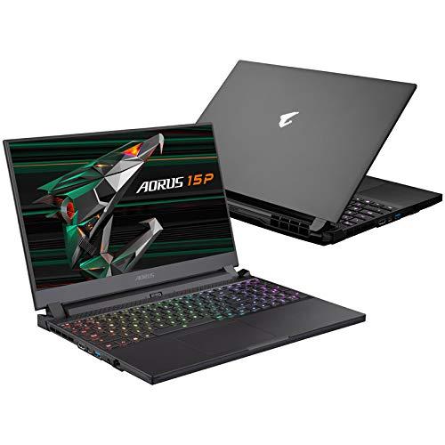 Gigabyte Aorus 15P XC-8DE2430SH, 39,62 cm (15,6 Zoll), RTX 3070 Gaming Notebook