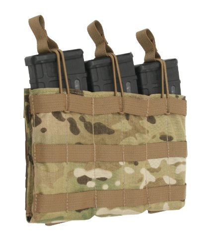 Buy Bargain Tactical Tailor Fight Light 5.56 30-Round Triple Mag Panel, Multicam