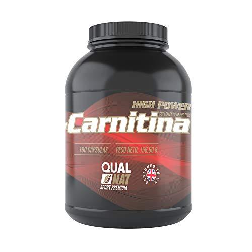 L-Carnitina Pura | Quemagrasas para...