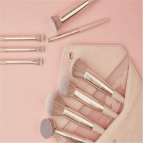Pfirsich Make-up Pinsel Set Lidschatten Pinsel Rougepinsel Detailpinsel Hochglanzpinsel...