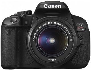 Canon デジタル一眼レフカメラ EOS Kiss X6i EF-S18-55 IS II レンズキット KISSX6i-1855IS2LK