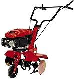 Einhell Motobineuse thermique GC-MT 2560LD (2.5kW, profondeur de travail jusqu'à 230mm, moteur 4 temps 1 cylindre, fraises robustes, béquille réglable en hauteur, roue de guidage orientable)