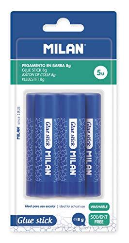 MILAN Blíster 5 Pegamento en Barra 8 g