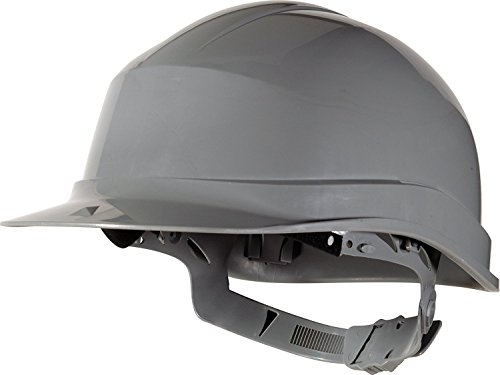 Venitex Mens Delta Plus Zircon 1 Safety Helmet Hard Hat Grey