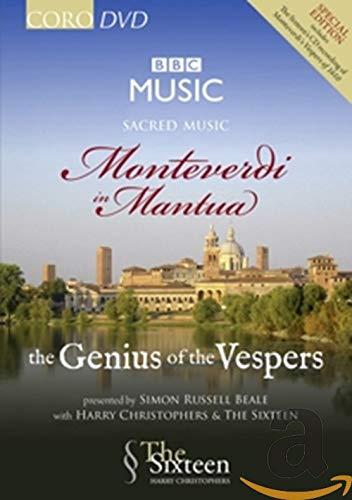 Monteverdi: Vespers of 1610 [Harry Christophers, The Sixteen] [Coro: COR16126]