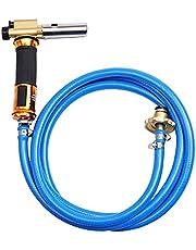 FLAMEER Lastoortsset Vloeibaar Gas met Elektronische Ontsteking met 2,5 M Slang
