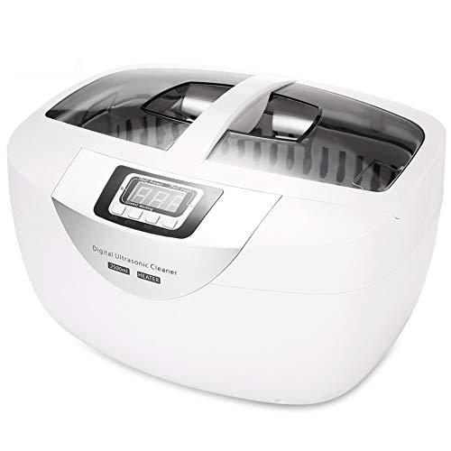 KHSW 2.5L Digital Ultraschall Reiniger Ultraschall Waschen Ausrüstung Ultraschall Bad Reinigung Maschine Für Schmuck Uhren