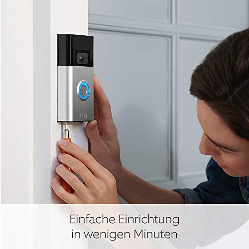 Ring Video Doorbell (2. Gen.)