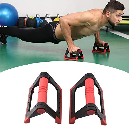 Push Up Bars, Push-up stand, Fitness Perfect, Vouwen Pushup Beugel AntiSlip standaards, Workout Chest Expander Huis