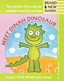 Meet Dinah Dinosaur (Brand New Readers)