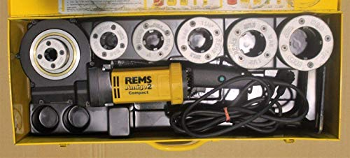 Rems Amigo 2 Compact Set - Elektro-Handgewindebohrer Amigo 2 Compact.Set