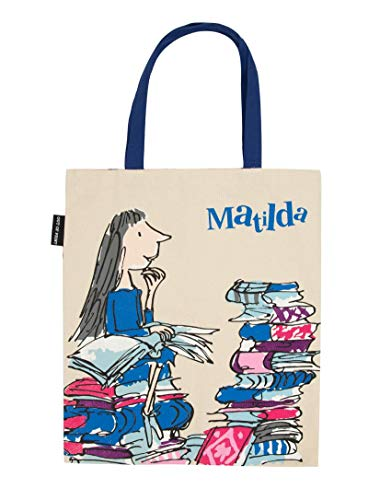 Review Out of Print Matilda Tote Bag