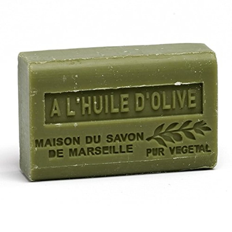 ハイブリッドがっかりしたいたずらSavon de Marseille Soap Olive Oil Shea Butter 125g