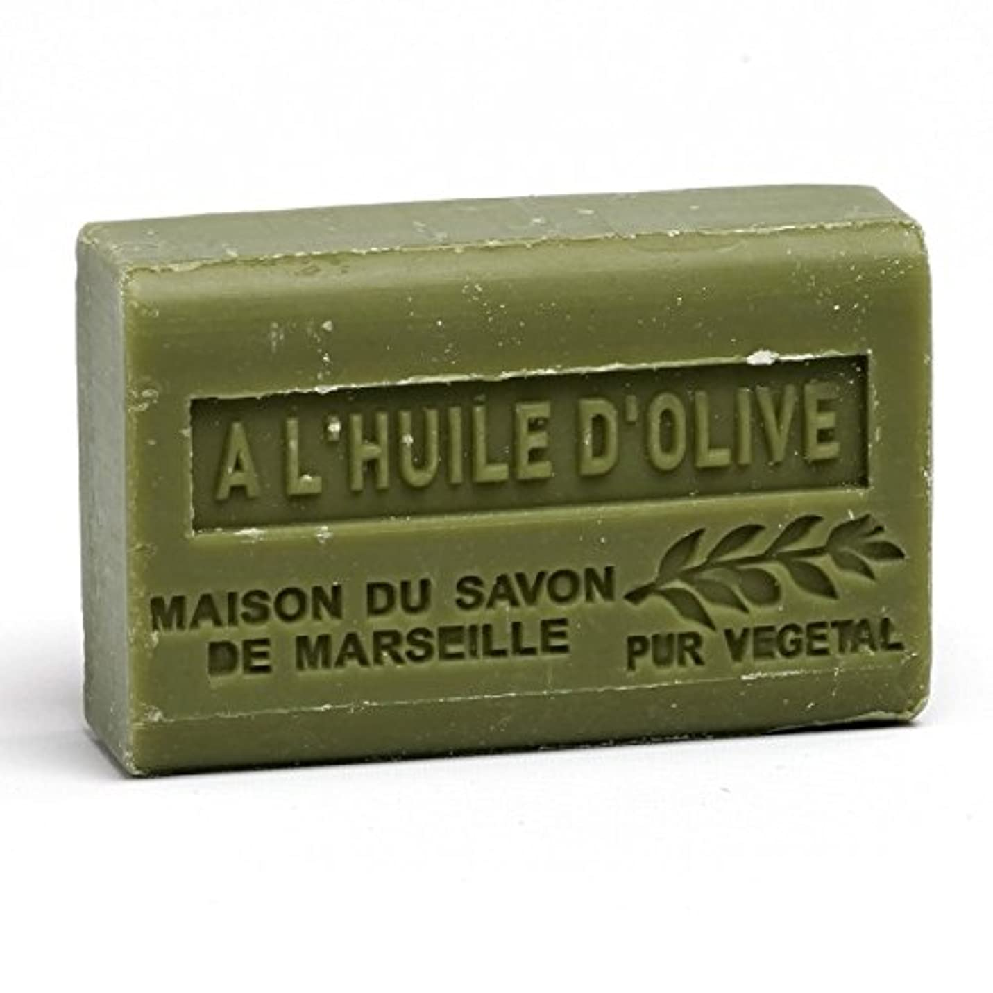 ミリメーター所有者教養があるSavon de Marseille Soap Olive Oil Shea Butter 125g