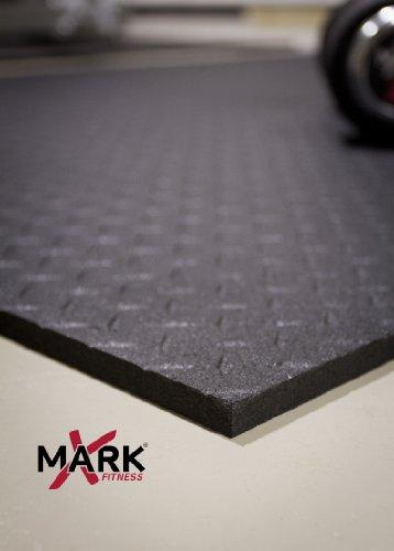 XMark Fitness XMat Ultra Thick Equipment Mat