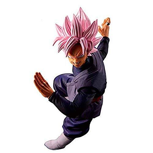 Freaks and Geeks - Dragon Ball Z Super SGF Goku Figurine 19 cm, Rose