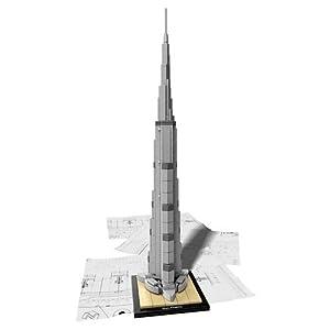 Amazon.co.jp - レゴ アーキテクチャー ブルジュ・ハリファ 21031