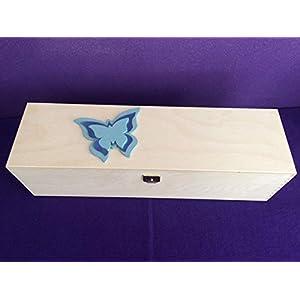 Aufbewahrung aus Holz für Kerzen – Geschenkverpackung für Kerzen – Aufbewahrungsbox – Box – Kerzenkarton – Karton mit…
