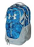 Under Armour UA Storm Hustle 3.0 Backpack Laptop Book Bag 15'' (Blue/Light Grey 014)