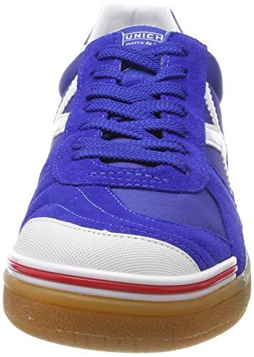 Munich Gresca, Zapatillas de fútbol Unisex Adulto, Azul (Azul Royal 03), 43