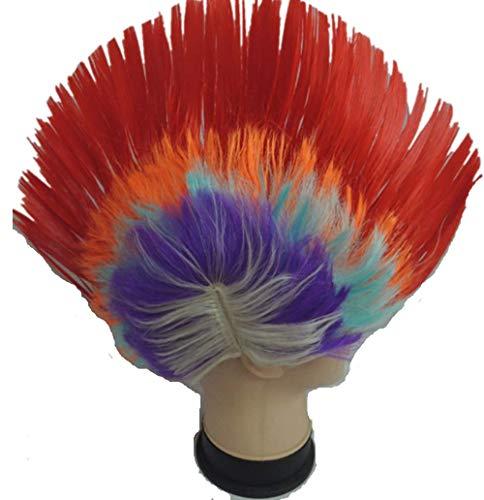 comprar pelucas arcoiris por internet