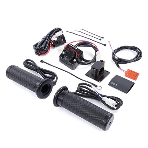 Kimpex 937160 Handlebar Grip Heater and Thumb Warmer Kit