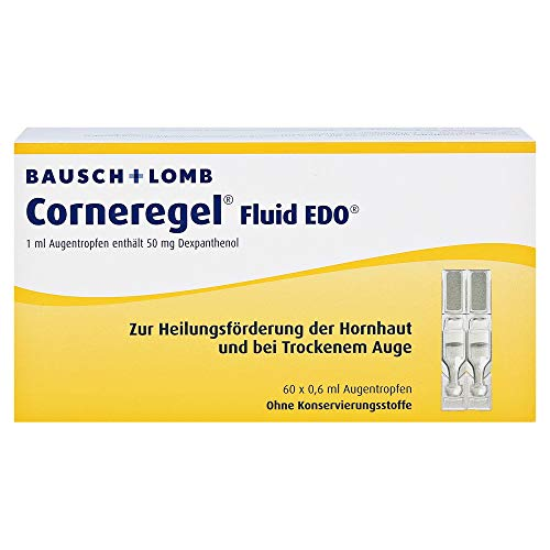 CORNEREGEL Fluid EDO Augentropfen 36 ml Augentropfen