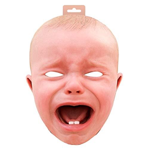 Folat Eva Baby Face Maske mit Elastic (2x große)