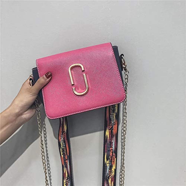 WANGZHAO Handbag, Shoulder Bag, Satchel Bag, Lady's Woven Frosted Tassel Bag