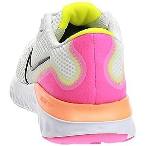 Nike Womens Renew Run Womens Running Shoes Ck6360-005 Size 9
