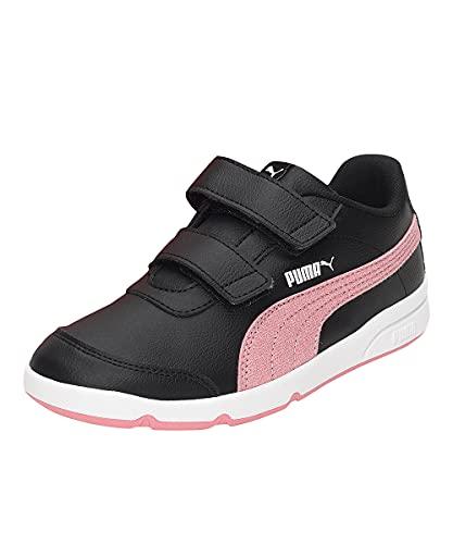 Puma Stepfleex 2 SL VE GL, Zapatillas Deportivas, Black-PEO, 30 EU