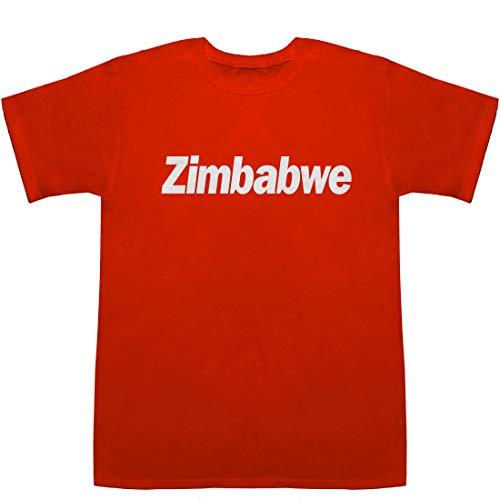 Zimbabwe ジンバブエ T-shirts レッド XS【王国】【オリンピック】