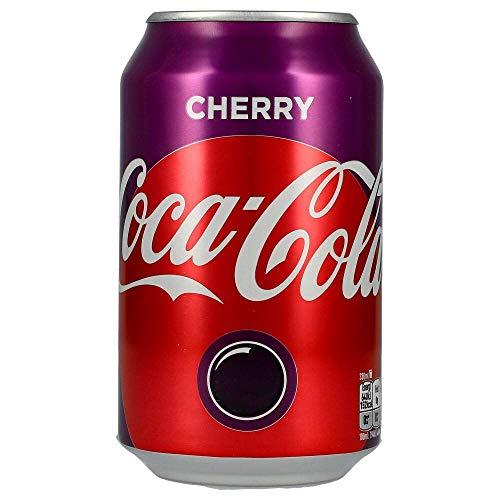 Coca Cola Cherry (24x0,33l Dosen) Cherry Coke