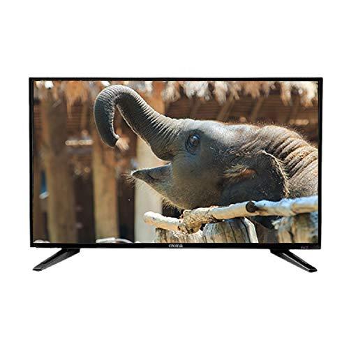 Croma 80 cm (32 Inches) HD Ready LED TV CREL7369 (Black) (2021 Model)