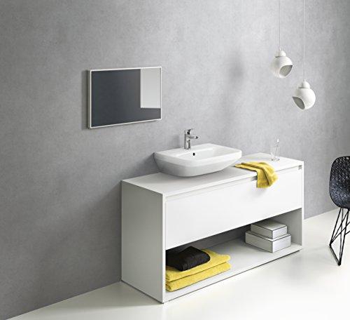 Hansgrohe – Waschtischarmatur, Push-Open Ablaufgarnitur, Chrom, Serie Logis 100 - 3