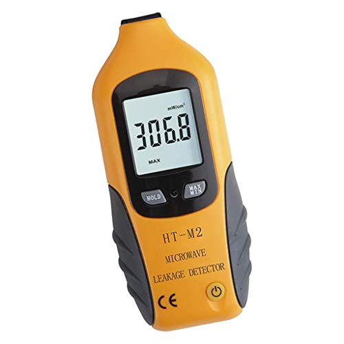 H HILABEE Digitaler LCD Mikrowellen Leckdetektor Messgerät Tester 0 9,99